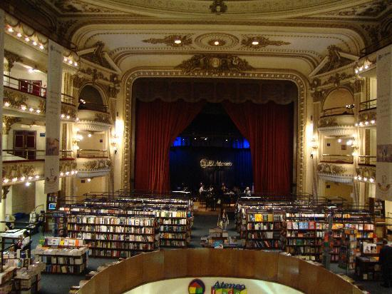 Callao Suites: El Ateneo Grand Spendid