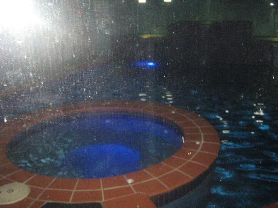 Jesmond Executive Villas: pool
