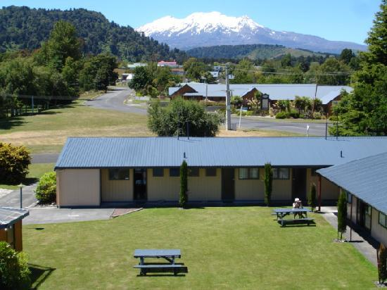 Ohakune Court Motel : The perfect place to enjoy the great outdoor