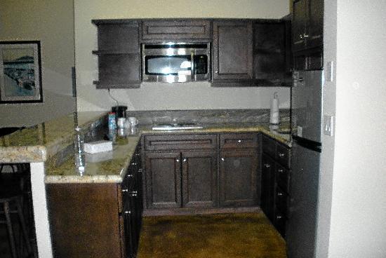 San Angel Suites: Very nice kitchen