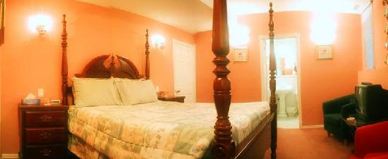 Jarvis House Bed And Breakfast Inn Downtown Toronto: Room #9