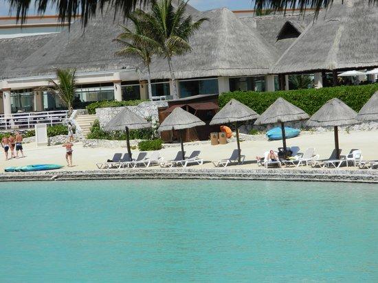 Heaven en Hard Rock Hotel Riviera Maya: Lagoon