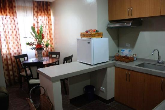 Mactan Island, Philippinen: kitchen