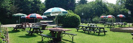 Sorrel Horse Inn: Garden