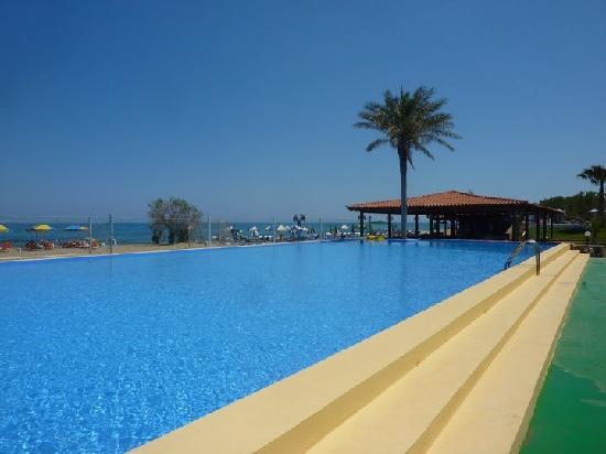 Phaedra Beach Hotel: Pool
