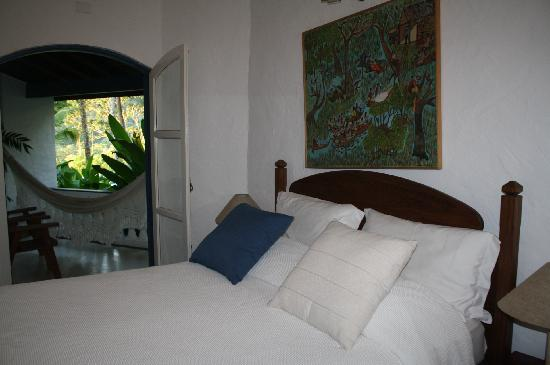 Pousada Picinguaba: one of the rooms with balcony