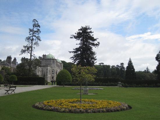 Irlanda en Espanol: Jardines Powerscourt