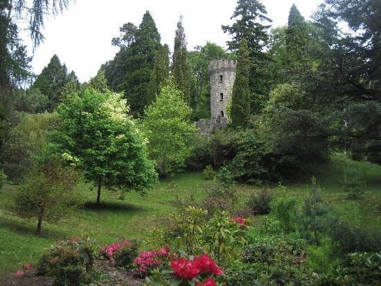 Irlanda en Espanol: Jardines