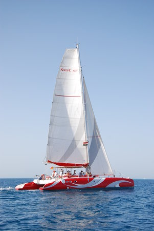 Ocean Diva Catamaran Sailing Cruises