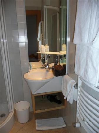 Residence Villa Al Sole: bagno