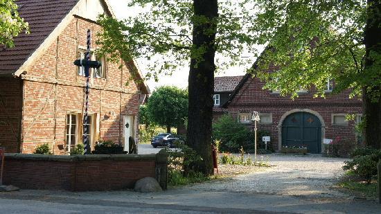 Hotel Eichenhof: mooi gerestaureerd