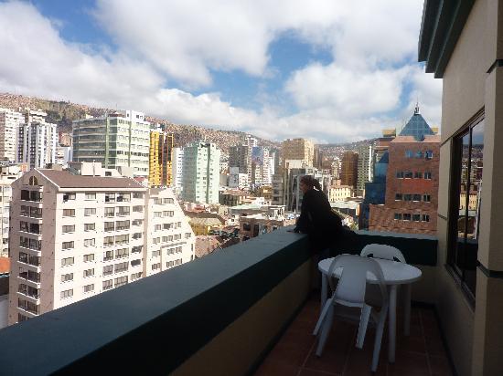 Camino Real Aparthotel & Spa: Balcony view
