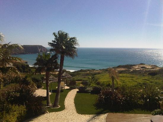 Mareta View Boutique Bed & Breakfast: Fantastic Sea Views