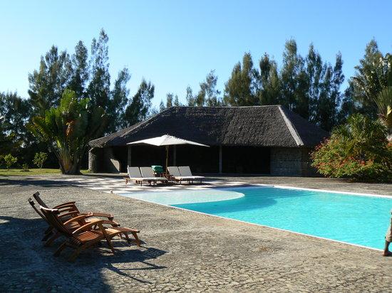 Mananjary, Madagaskar: la piscine