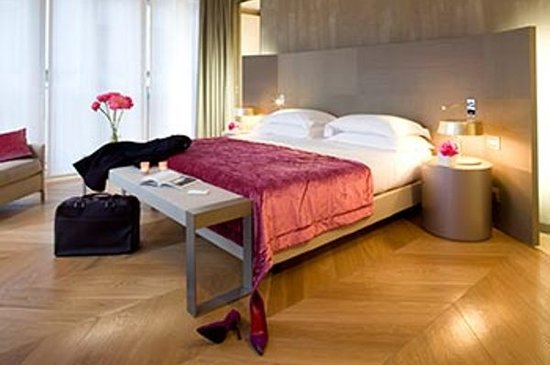 Starhotels Rosa Grand : Guest Room