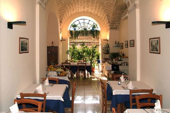 Adria Hotel Bari: Ristorante