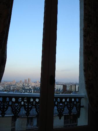 Ermitage Hotel Sacre-Coeur: Room with a view