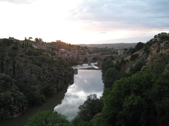 Toledo, España: Puente de San Martín