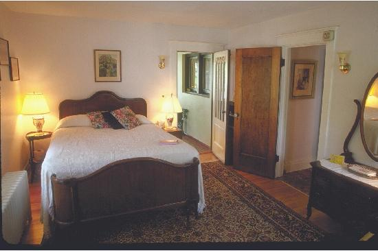 Bed & Breakfast Wellington: Lakeview Room