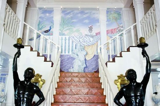 Casa Grande Sao Vicente: Entrée