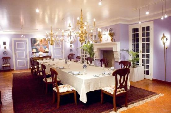 Casa Grande Sao Vicente: Salle à manger