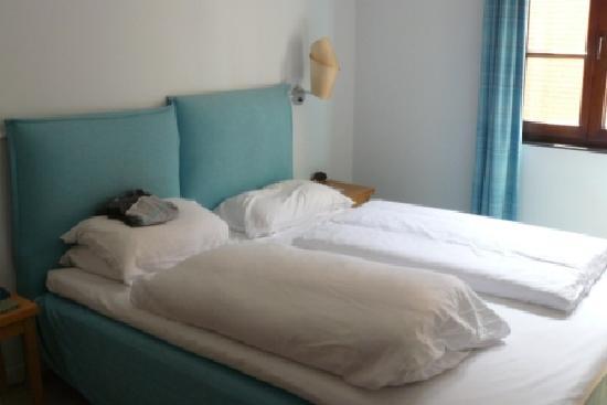 Eden Antwerp : double bed
