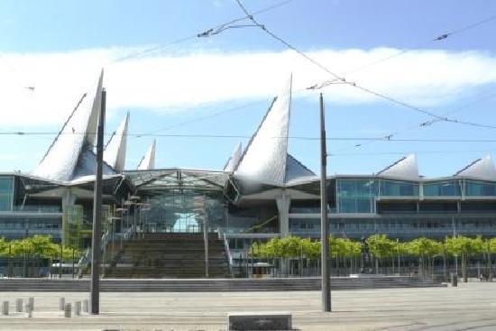Eden Antwerp : palais de justice