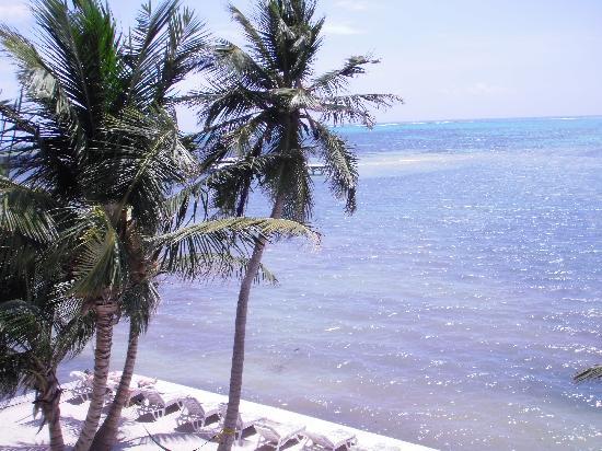 Banana Beach Resort: Lovely balcony view