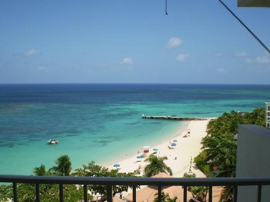 Montego Bay Club Resort: View from out room !