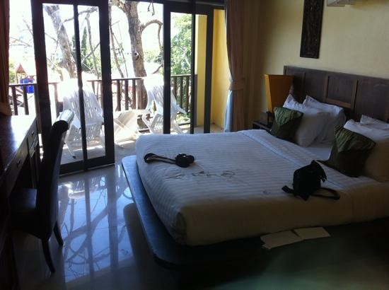 Club Bamboo Boutique Resort and Spa : nice room