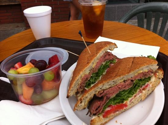 Girard Gourmet: Roast Beef Sandwich