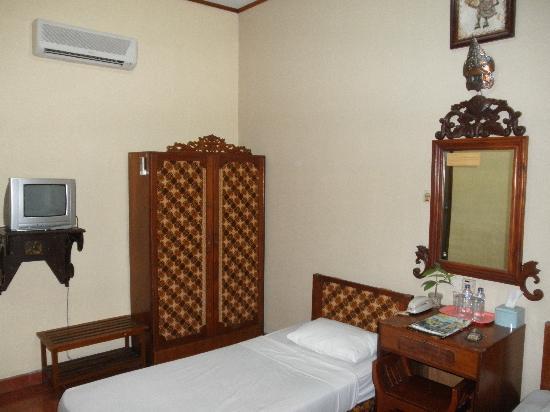 view of the room  Picture of Istana Batik Ratna Hotel Yogyakarta