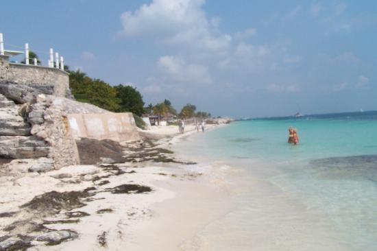 Hotel Dos Playas Beach House: Beach