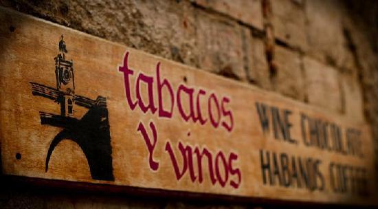 Tabacos y Vinos