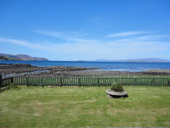 Caberfeidh Bed & Breakfast : The view you get