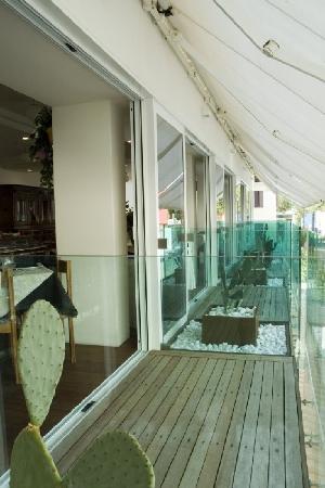 Hotel Dell' Amarissimo : Dell'Amarissimo Sala