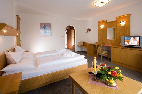 Hotel Achentalerhof: Doppelzimmer Achensee