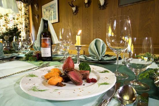 Ахенкирхе, Австрия: Speisen im Achentalerhof