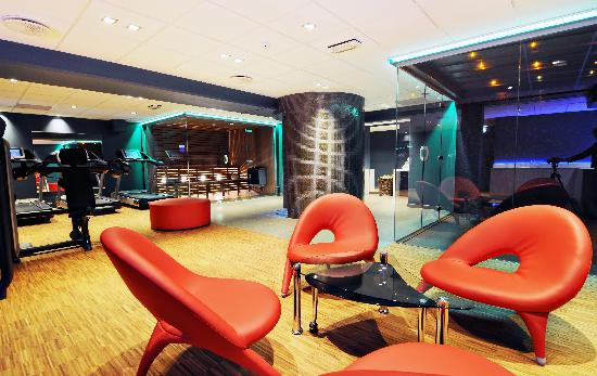 Clarion Hotel & Congress Oslo Airport: Fitness & Relax