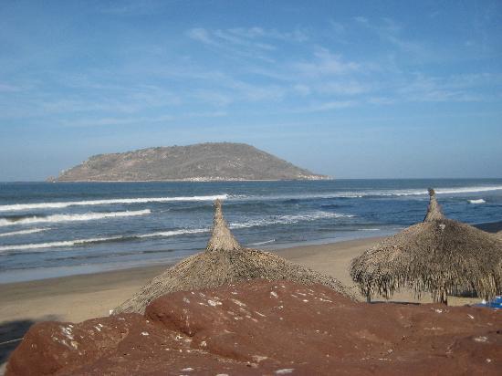 El Cid Castilla Beach Hotel: The beach