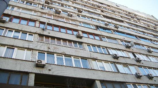 Kreshchatyk Guesthouse : The building