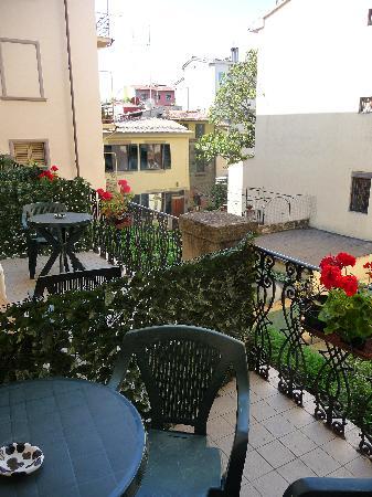 Residenza Betta: Lovely balcony