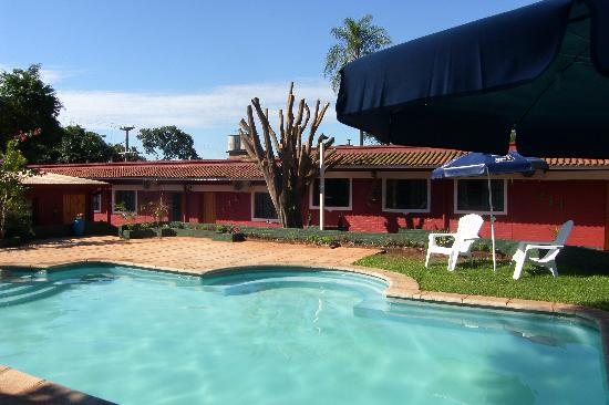 Hotel Iguazu Royal: piscina