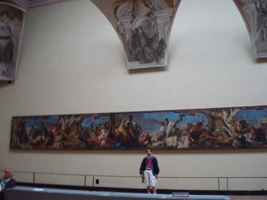 Gallerie dell'Accademia : Large Panel Paintings