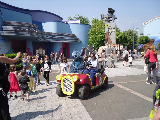Walt Disney Studios: Stitch