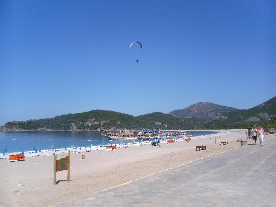 Turquoise Hotel: beach