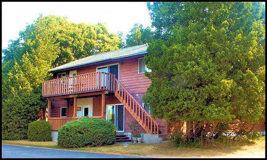 Cedar Lodge Resort: Main Lodge