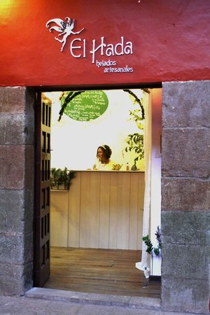 El Hada : Artisan ice cream made with local ingredients and lots of love!