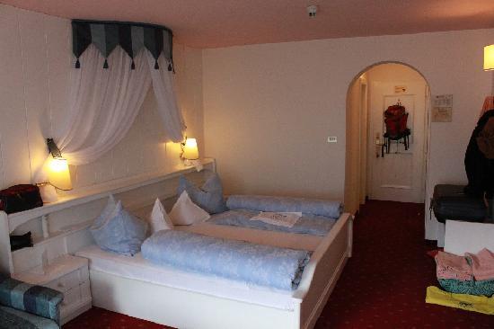 DolceVita Hotel Preidlhof: La stanza (tipo Orchidea)