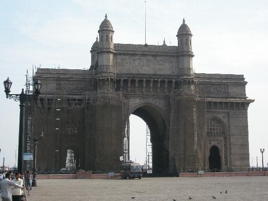 """Mumbai, India: Арка """"Ворота в Индию"""""""